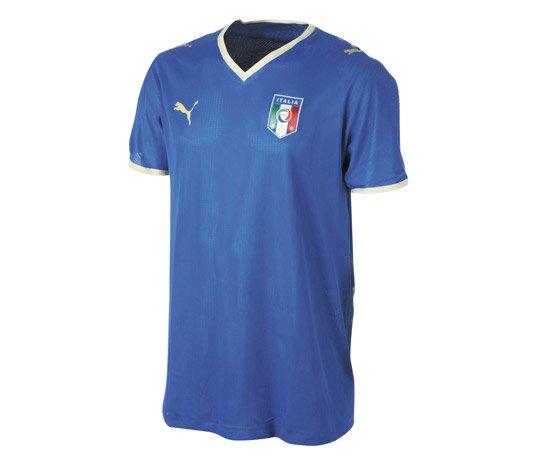 Footroom maillot italie domicile coupe des conf d rations 2009 - Coupe des confederations 2009 ...